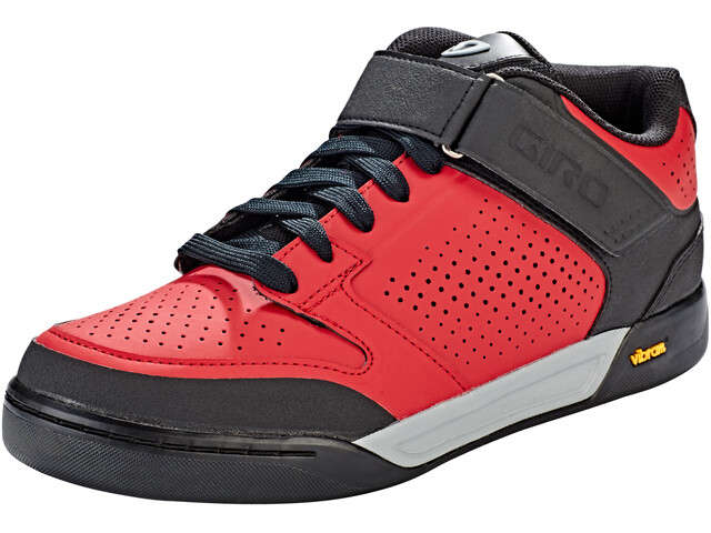 Giro Riddance Mid Shoes Men dark red/black